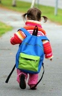 Postura Corporal das Crianças - Medidas simples pode evitar dor nas costas em crianças.