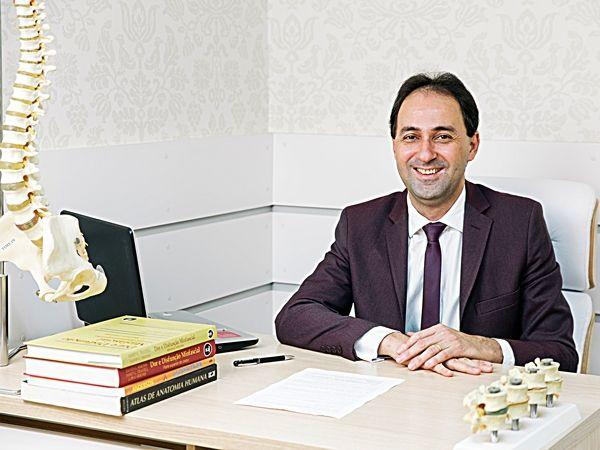Dr. Abnel Alecrim Andrade - Fisioterapeuta - RPG - Método Mckenzie - DORT - LER